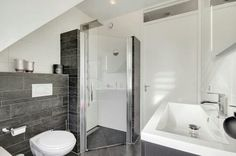 Opstelling voor de badkamer