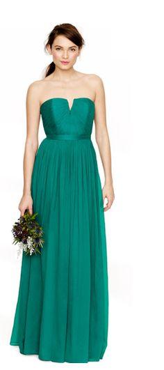 4f419f081e10 Wedding Parties Lookbook - Shop Wedding Dresses   Bridesmaid Dresses - J. Crew Jade Bridesmaid