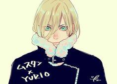 Credit to the artist #yurio #yuri #otabek #altin #yaoi #otayuri #yurionice #yoi #anime #fanart #edit #gay #cute #couple #sweet #babie #hair #drawing #undercut #hot #sexy #smut #blonde #brunette #eyebrows #outfit #boyslove #love #funny #comedy