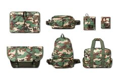 Head Porter 2013 Spring/Summer Camouflage Collection