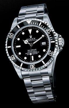 Rolex Sea Dweller, great everyday watch. Classic design
