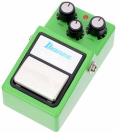 Recensione Tube Screamer Ibanez TS9 Treble Booster, La Pile, Final Cut Pro, Stevie Ray Vaughan, Heavy Metal Music, Pedalboard, Guitar Pedals, Ibanez, Mess Up