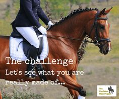 thanks for signing up to the confident rider challenge.