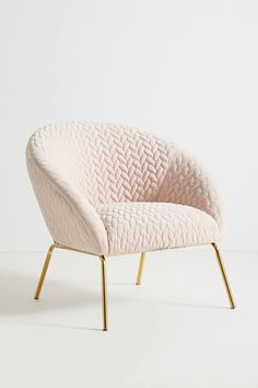 Quilted Hillside Accent Chair In Seattle Minimalist - Velvet Hillside Accent Chair L Anthropologie Shopstyle Products What Others Are Saying Discover Unique Sale Furniture At Anthropologie Shop Sale Couches Chairs Bed Frames And More Furniture On S Metal Chairs, Cool Chairs, Chair Design, Furniture Design, Accent Furniture, Furniture Removal, Hanging Furniture, Rooms Furniture, Furniture Buyers