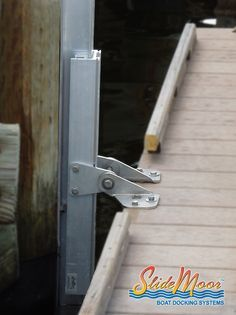 Brand New Product: The SlideMoor Floating Dock Bracket (FDB)! Coming Soon to a Marina Near You!