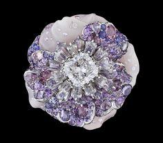 Dior Haute Joaillerie - Le Bal des Roses - ring Bal Romantique