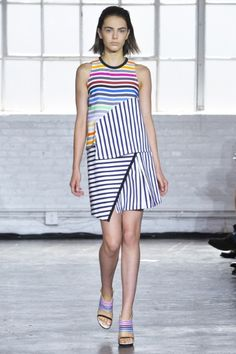 Tanya Taylor - Spring Summer 2014 Ready-To-Wear - Shows - Vogue.it