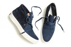 Visvim 2013 Fall/Winter Flynt Hi Corduroy