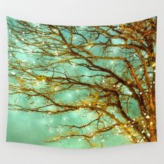 Newly Magical Wall Tapestry by The Last Sparrow - $39.00