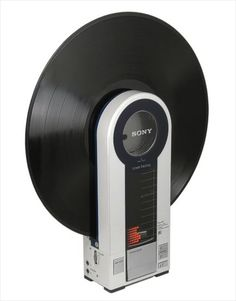 A New Spin On The Record Player By Sony