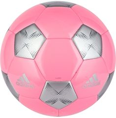 Size 3 Soccer ball... adidas 11Glider Soccer Ball - Pink/Silver - Dick's Sporting Goods