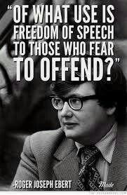 Speak your mind fearlessly.