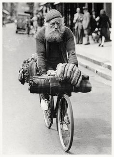 The Cycling Philosopher.   by Paris-Roubaix