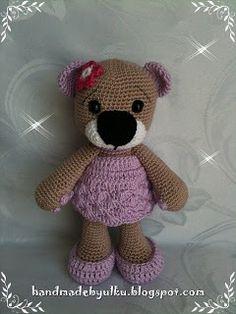 Amigurumi Cute Teddy