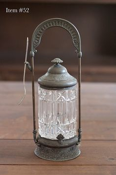 Antique Pickle Caster - My Site
