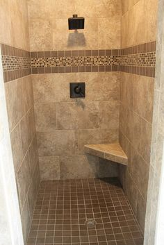Tile - Shower - traditional - bathroom tile - grand rapids - by DeGraaf Interiors - Where Home Starts Shower Remodel, Bath Remodel, Bathroom Renos, Bathroom Ideas, Houzz Bathroom, Wainscoting Bathroom, Chic Bathrooms, Budget Bathroom, Bathroom Inspo