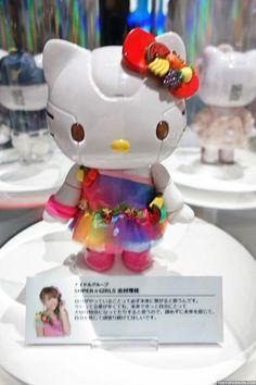 """Hello Kitty """"Kittyrobot"""""""
