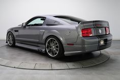 2007 Ford Sanderson Mustang Eleanor GT Gray For Sale Shelby Gt 500, Ford Mustang Shelby, Mustang Cars, 2007 Mustang Gt, Car Goals, Jeep Cars, Rear Wheel Drive, Ford Trucks, Cool Cars