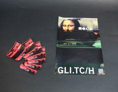 Glitch Exhibit on Behance