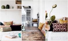 Page Thirteen: Lavish Cushions by Christina Lundsteen