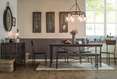 2015 TOC  Dining Room ★ Creative Co-Op Home