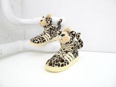 adidas Originals JS LEOPARD I (BABY)  13、14、15、16cm/¥9,450