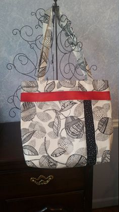 Quilted Bag by tokeepewewarm on Etsy
