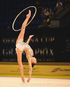 Alina Harnasko (Belarus), Grand Prix (Kiev) 2017