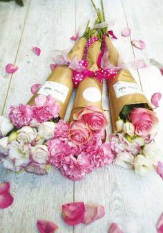 Élő virágok – Vintage World #virág #csokor #flower #bunch of flowers