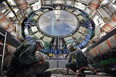 The Fantastic Machine That Found the Higgs Boson - Large Hadron Collider (LHC) at CERN, Geneva.