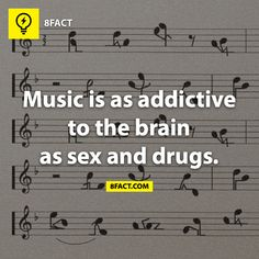 To know what you don't know > @8fact EVERYONE should be addicted to music! ~RMC Wise
