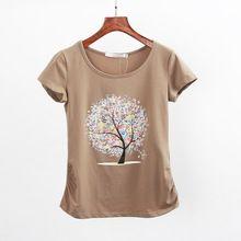 US $7.59 Summer clothing short-sleeve T-shirt female casual shirts t shirt women clothes top tee harajuku tshirt tops plus size 6XL 5XL. Aliexpress product