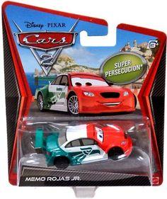 Disney Pixar Cars Super Chase Memo Rojas Jr Click For Special Deals
