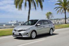 Toyota Auris 1.6 valvematic lounge : prijs, opties, uitrusting - 74