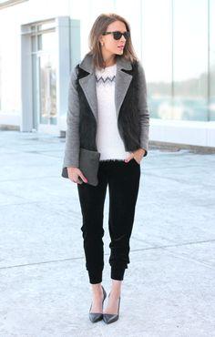 Penny Pincher Fashion | LOFT Moto Jacket
