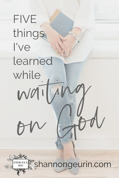 It's important to take action while we're waiting on God. Waiting on God: Five Things I've Learned #waitingonGod #encouragement #spiritualhelp #spiritualinspiration #fiercelyhis #waiting Christian Women, Christian Living, Christian Faith, Christian Quotes, Christian Marriage, Waiting For Love, Christian Encouragement, Spiritual Inspiration, Christian Inspiration