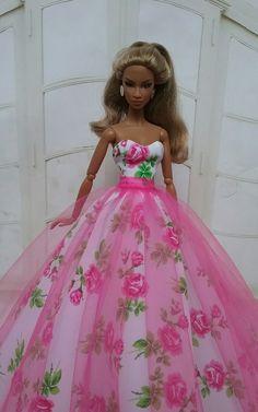 "*Berlicy*NEW DRESS for dolls 12"" Fashion Royalty/ Nu Face, Poppy Parker | eBay"