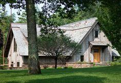 Guest House Ideas. Rustic Guest House
