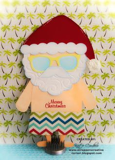 Scrappers Creative Corner: Merry Christmas...... in July at SVG Cutting Files