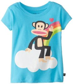 Paul Frank Little Girls' Rainbow Tee, Pool Blue, 5 Paul Frank http://www.amazon.com/dp/B00IXLUR60/ref=cm_sw_r_pi_dp_idvqub1BME2D0
