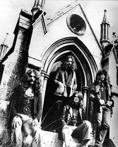Black Sabbath- The Early Days...