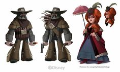 Art of Disney Infinity by Sam Nielson