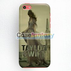 Taylor Swift Red Album iPhone 5C Case | casefantasy