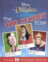 Disney's Villains: The Top Secret Files (More Mouse) by Richard Kaufman