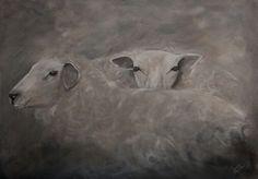 Landelijke kunst door Judith Razenberg
