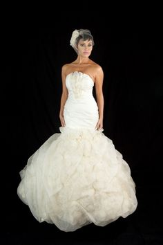 Karen Hendrix Wedding Dresses Click the picture to see more dresses!