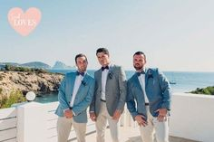 SWD loves... the boys in blue!  Image by Neil Thomas Douglas Photography.