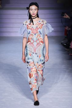 Temperley London Fall 2017 Ready-to-Wear Fashion Show Collection