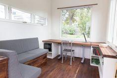 Minim Workspace Tiny House