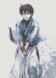 Gintama ||| Shimura Shinpachi